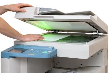 Сканирование документов на USB или e-mail на Авиамоторной
