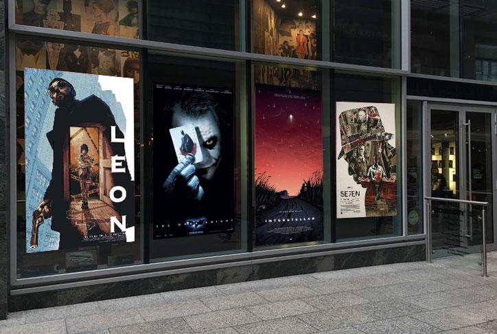 Печать плакатов A3 в Москве