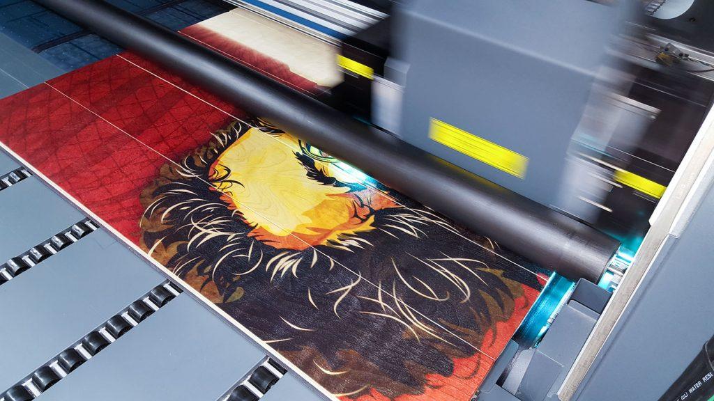У нас вы можете заказать печать больших форматов A0